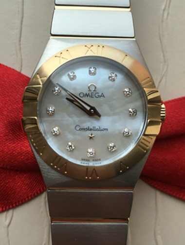 Replica Omega Pluma Watch
