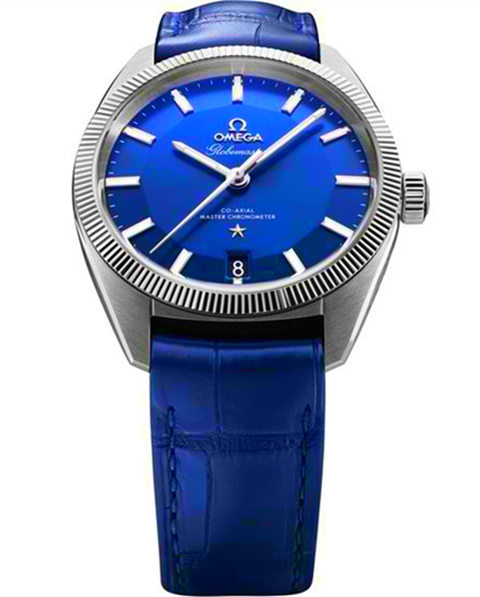 Replica Omega Constellation Blue 130.33.39.21.03.001 Watch