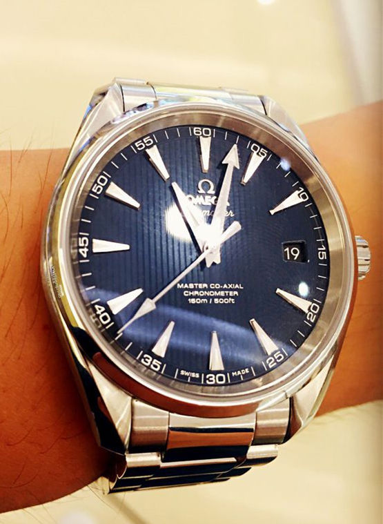 Replica Omega SeaMaster 231.10.42.21.03.003 Watch