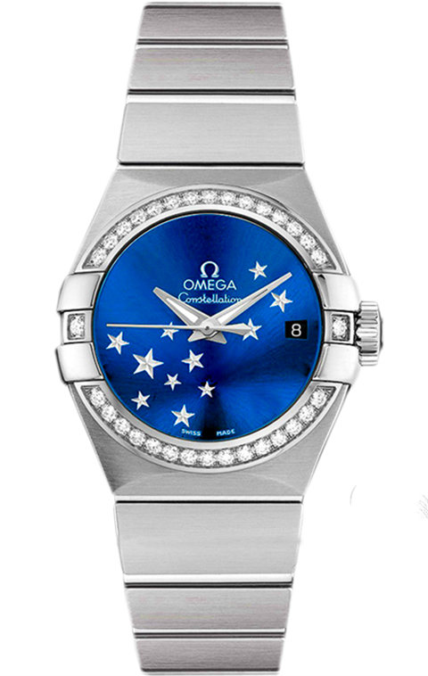Replica Omega Constellation 123.15.27.20.03.001 Watch